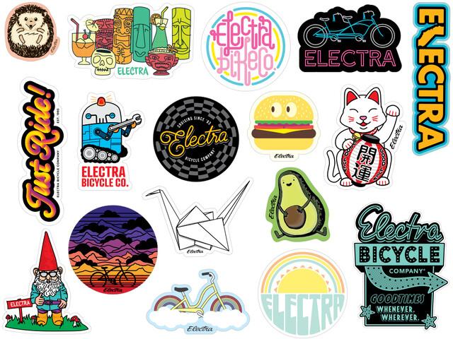 Electra Sticker Pack 3.0